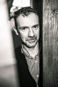 Portrait Franck Thilliez