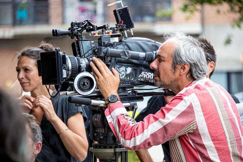 Caméra tournage film