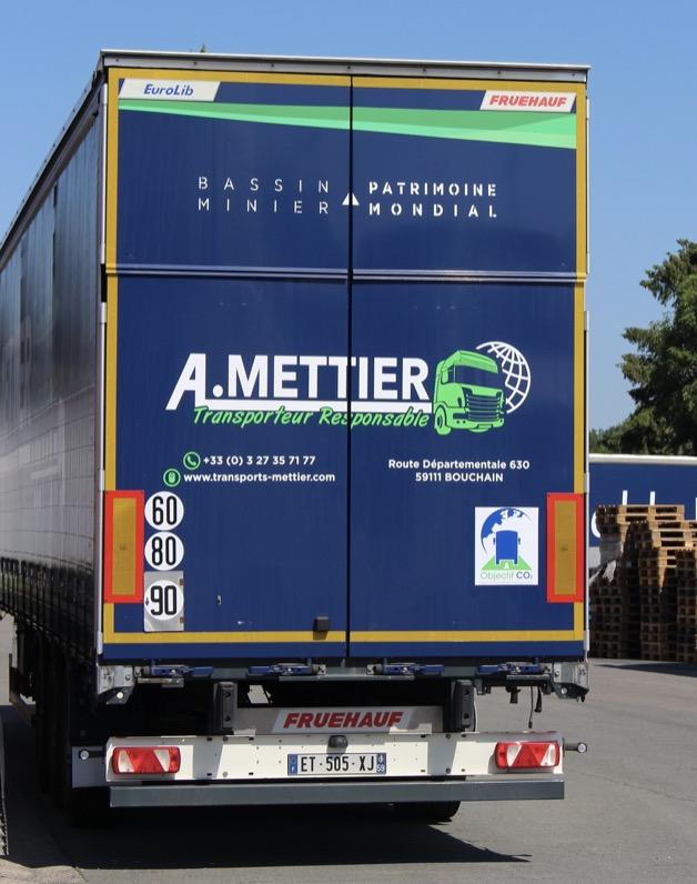 Transport A. Mettier