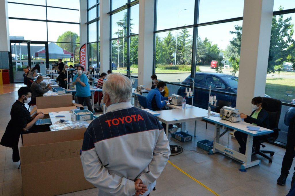 Toyota Onnaing Atelier de couture