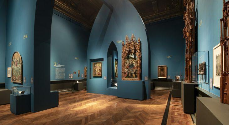 Les Puys d'Amiens, chefs-d'oeuvre de la cathédrale Notre-Dame. Amiens, Musée de Picardie, du 03 juillet au 10 octobre 2021.